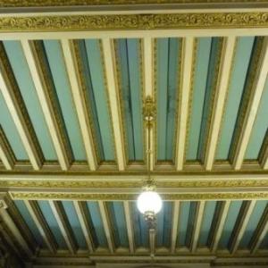 Plafond du foyer