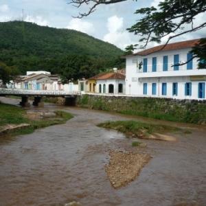 Le fleuve Rio Vermelho