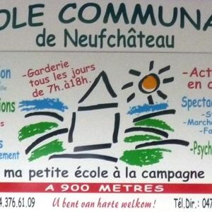 2. L'ecole d' Aubin - Neufchateau