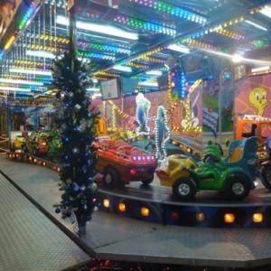 Malmedy,  ville lumière de fin d'année 2014