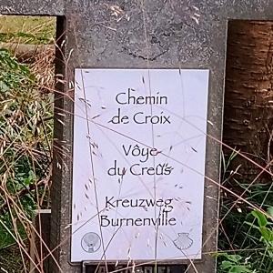 Chemin de croix de Burnenville
