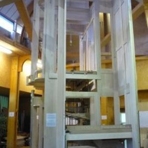 La manufacture d'orgues : l ' atelier de montage