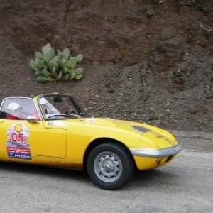 Maroc Classic Lotus Elan S4 de 1968