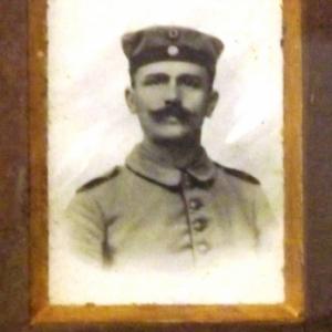 Le soldat LAMBERT Joseph, mort au combat