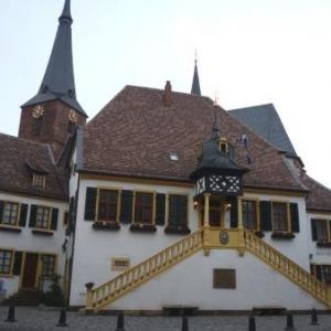 Ancien hotel de ville de Deidesheim