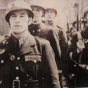Soldats de la Brigade Wallonie