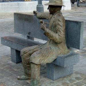 Liege : Georges Simenon