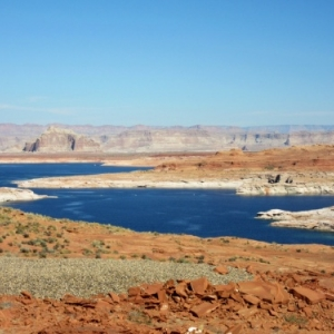 Photo 84  Lake Powell et alentours  USA