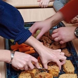 """"""" Vers une alimentation saine et de qualité dans mon école """""""