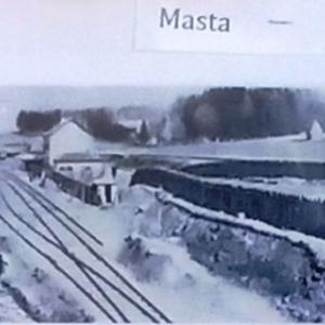 La gare de Masta