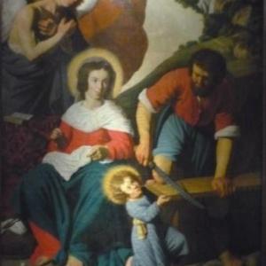 """ La Sainte Famille "" ( Walschartz )"