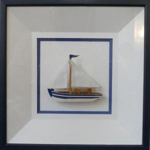 Parallelement Stavelot (Encadrement - Arts graphiques - Objets de decoration ) 080 / 86 20 96