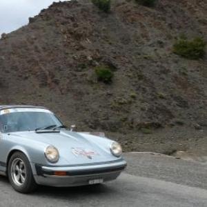 Maroc Classic Porsche Carrera 2,7 L Targa de 1974