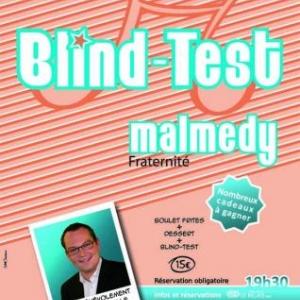 MALMEDY                                              Blind-Test dans la cité du Cwarmé
