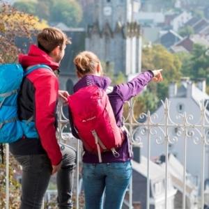 Rando et visites sont les highlights des vacances de Paques 2018 (Photo: Best of Wandern/Thomas Bichler)