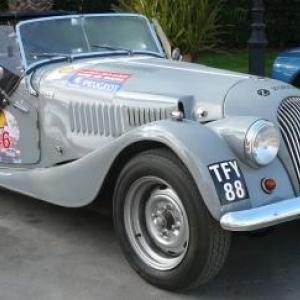 Maroc Classic Morgan +4 de 1960