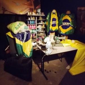 Dans les ateliers de couture de Rio