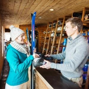 Location de skis a Botrange