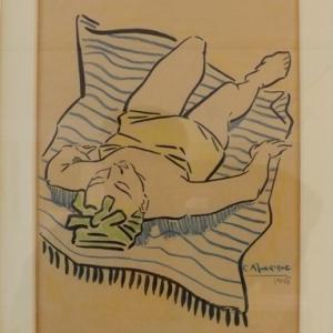 """"""" Pepi """" ( 1948 - Cesar MANRIQUE )"""