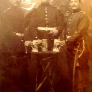 Des soldats nostalgiques de leur patrie wallonne