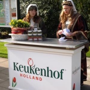 Bienvenue a Keukenhof