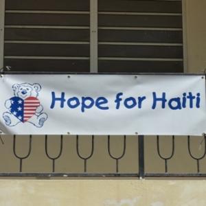 Haiti espere  des jours meilleurs