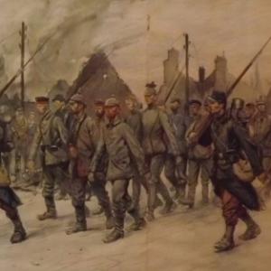 Prisonniers de guerre allemands