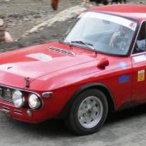 Maroc Classic Lancia Fulvia Coupe 1600 HF de 1969