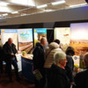 Stand de l'ATEB en collaboration avec Greenways Outdoor (Photo: eastbelgium.com)