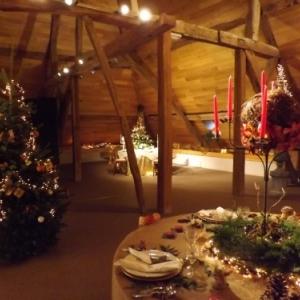 Tables festives de Noel