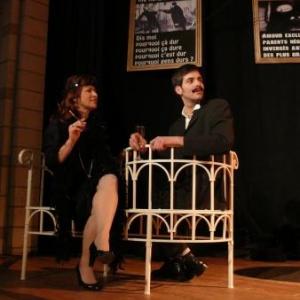 Mme Pitt et son amant, Blompott