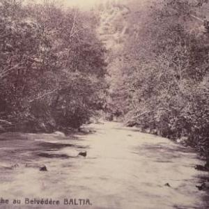 La Warche au belvedere Baltia