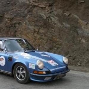 Maroc Classic Porsche 911 2,4 S de 1973
