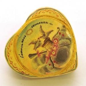 Bergamote du XVIIIeme siecle, Grasse. ( C.Barbiero )