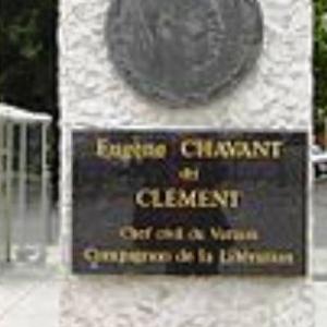 Square Eugène CHAVANT à Grenoble