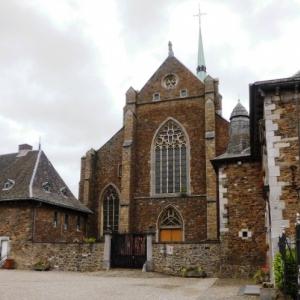 L'abbaye du Val - Dieu