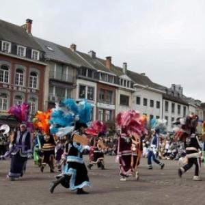 La danse de la haguete ne pourra etre programmee  ( photo : Denis Dosquet )
