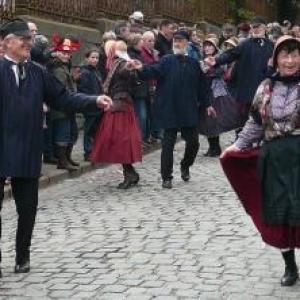 Le Reveil Ardennais (Societe Royale / Danses anciennes c/ Stavelot)