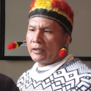 Tapy Yawalapiti, un chef de peuplade amazonienne