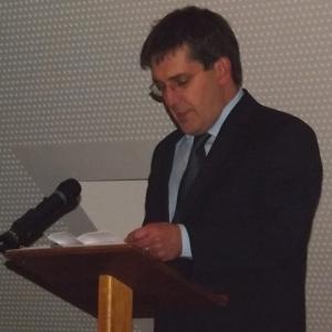 M. Andre DENIS, Bourgmestre de Malmedy