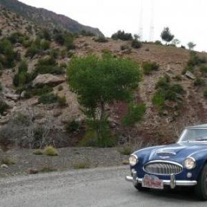 Maroc Classic Austin Healey 3000 MK III de 1965