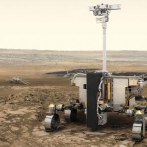 Visite sur Mars