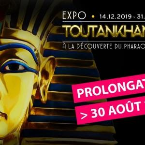 L'exposition Toutankhamon à nouveau accessible