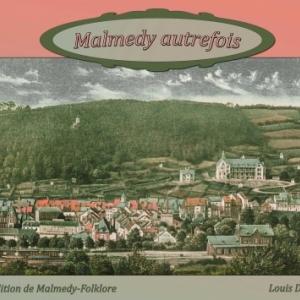 "Livre ""Malmedy - Autrefois"""