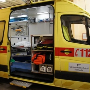 23. L'ambulance du PIT