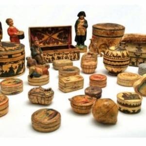 Bergamotes, musees de Grasse. ( C.Barbiero )