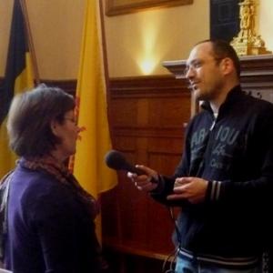 Interview de mme Delcourt