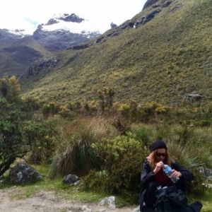 ( Photo 586 ) Huaraz   ( Perou )