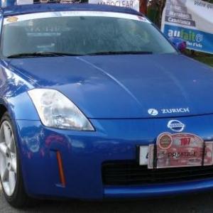 Maroc Prestige Nissan 350Z de 2006