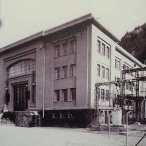 La centrale de Beverce